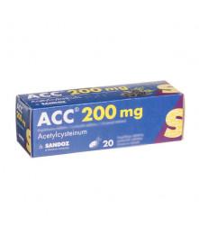 ACC 200 mg Tablets, N20