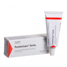 Posterisan ointment 166.7 mg, 25 g