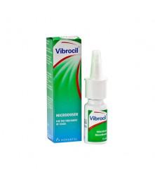 Vibrocil Nasal Spray, 2,5 MG/0,25 MG/ML, 10 ml